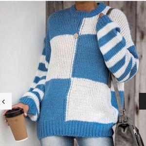 VICI colorblock sweater